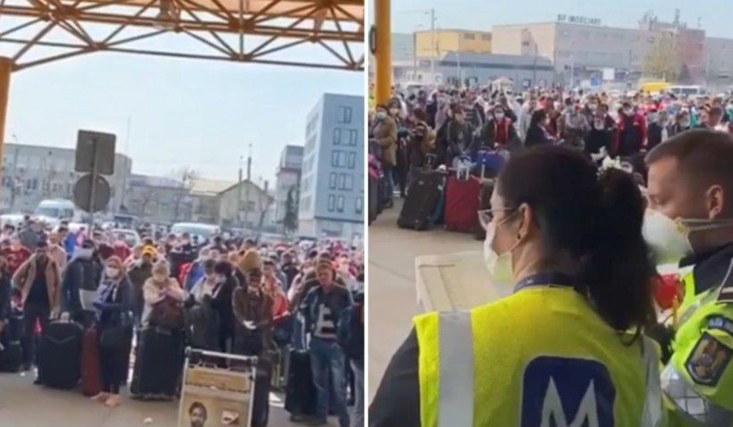 Dosar penal în cazul plecărilor din Cluj-Napoca. Procurorii vor analiza contractele românilor