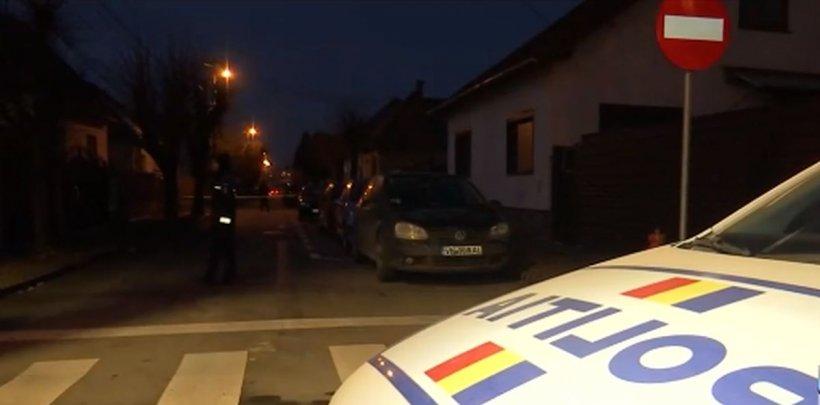 Milionar din Prahova, reținut după ce s-a certat cu o femeie în mașină și a înjunghiat-o de mai multe ori