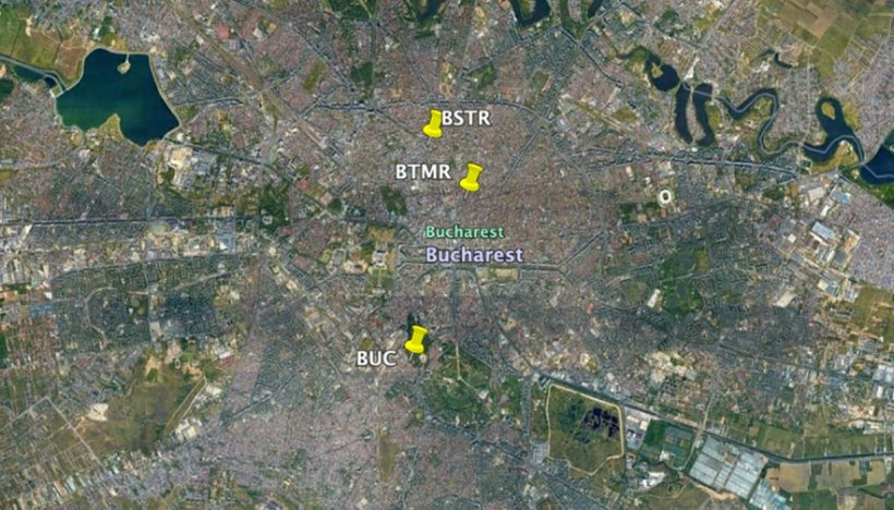 COVID-19 reduce zgomotul seismic în București. Explicațiile date de INFP