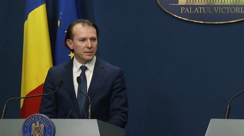 Cîțu: România are o rezervă financiară pentru a face față următoarelor 4 - 5 luni