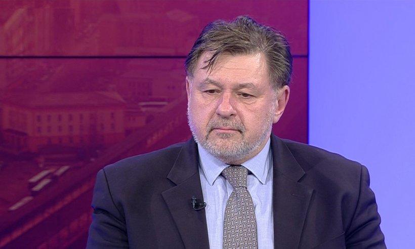Alexandru Rafila: Cred că vârful a fost atins deja dacă lumea nu se vede de Paște