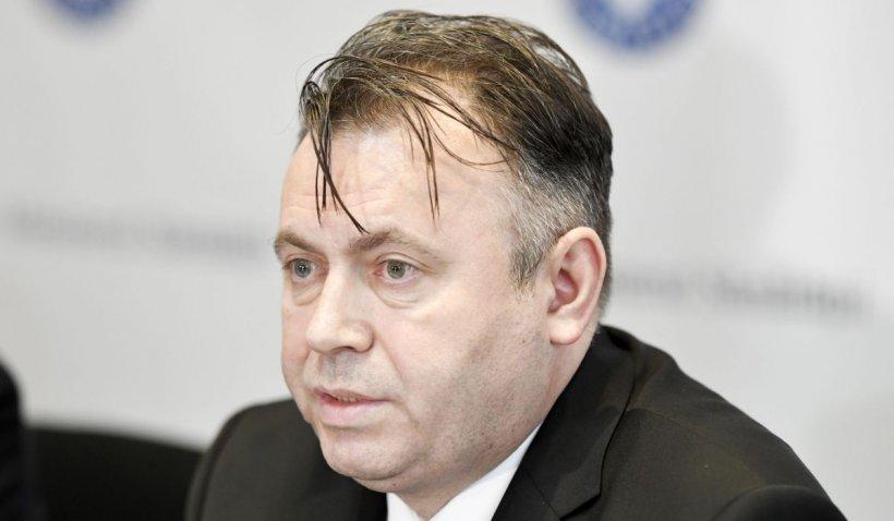 Ministrul Sănătății: Într-un scenariu sumbru, toate spitalele vor primi COVID