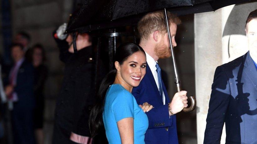 Prințul Harry și Meghan Markle livrează mâncare bolnavilor din Los Angeles
