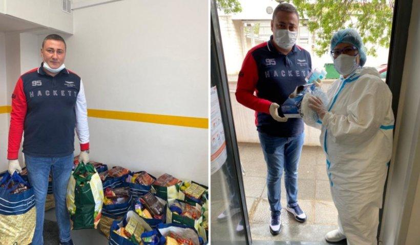 Un român stabilit în Spania a ajutat cu mâncare zeci de familii: 'Oamenii sunt în mare necaz și nu îi ajută nimeni'