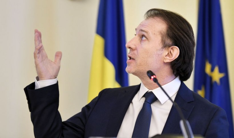 Cîţu, după ce Fitch a înrăutăţit perspectiva României: Confirmă ce am spus