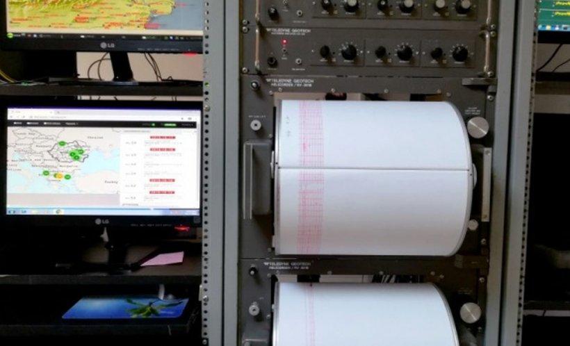 INFP: Cutremur de 3,7 grade în Zona seismică Vrancea