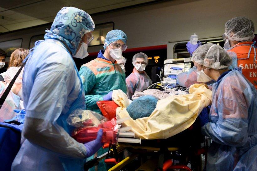 Mai mulţi medici de la Spitalul Colentina, confirmaţi pozitiv
