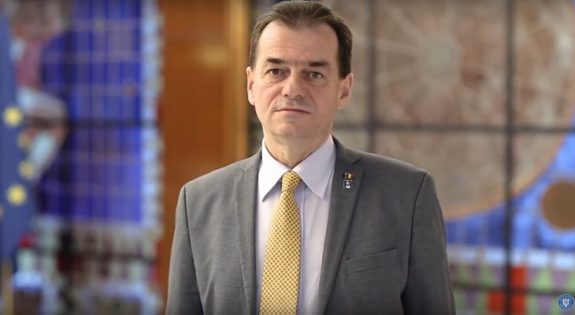 """Premierul Ludovic Orban, mesaj pentru români cu ocazia Paștelui: """"Credința ne poate ajuta să transformăm casa în biserică"""""""
