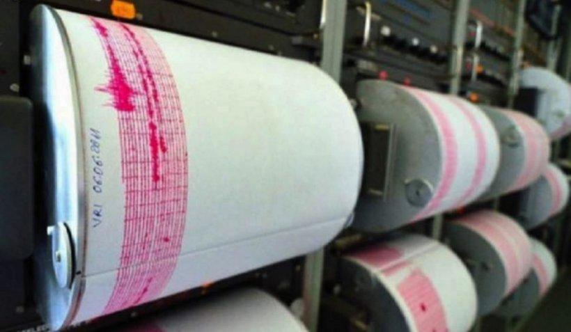 Cutremur în Vrancea, în dimineața Paștelui