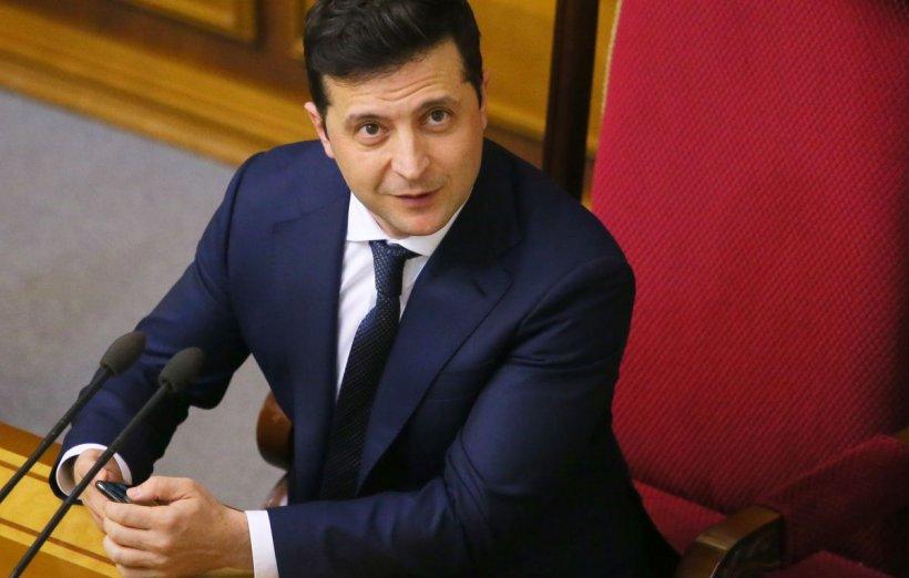 Preşedintele Ucrainei, urări neobişnuite de Paşte: Stăm acasă să ne speriem de kilogramele de pe cântar, nu de cifrele din termometru (Video)