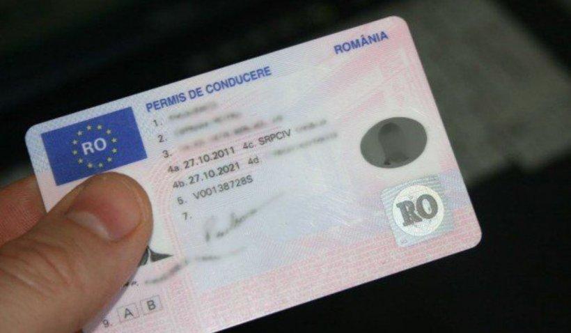 A încercat să iasă din țară cu un permis auto cumpărat cu 400 de euro