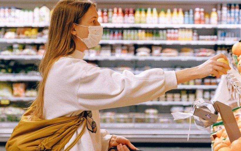 ANPC: Nu există risc de infectare cu coronavirus prin alimente