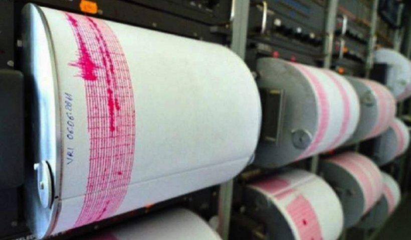 Cutremur în România, în zona seismică Vrancea