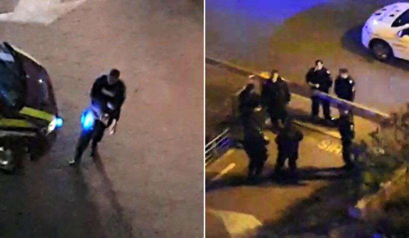 Dosar penal în cazul bărbatului împuşcat mortal de polițiști în București