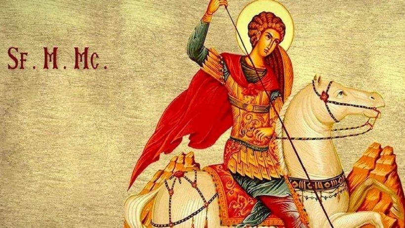 Sf. Gheorghe, tradiții și obiceiuri. Ce este strict interzis în această zi