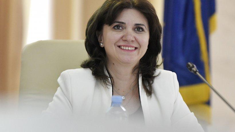 Monica Anisie, ministrul Educației: Examenele naționale vor avea loc