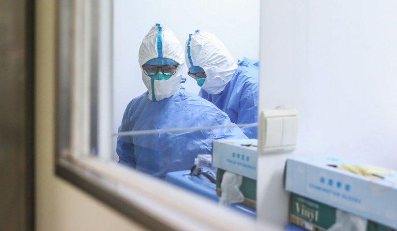 Alte trei persoane infectate cu coronavirus au murit în România, iar bilanţul ajunge la 527 decese