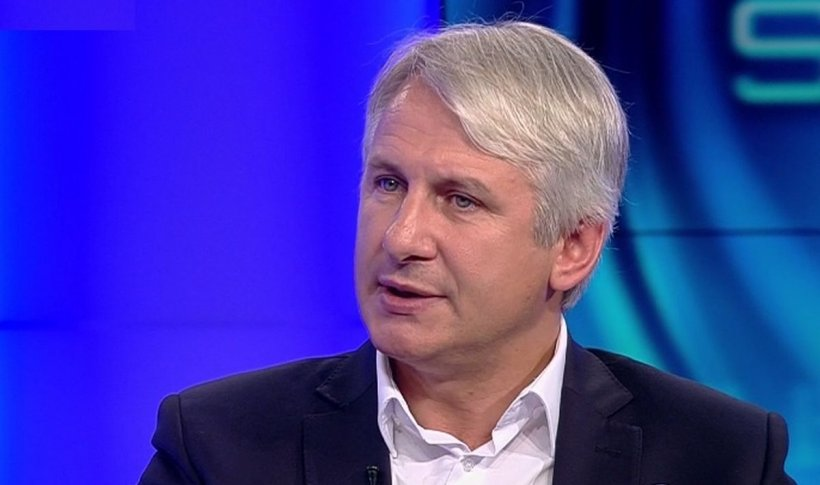 Eugen Teodorovici: Iohannis fii român, fii bărbat!