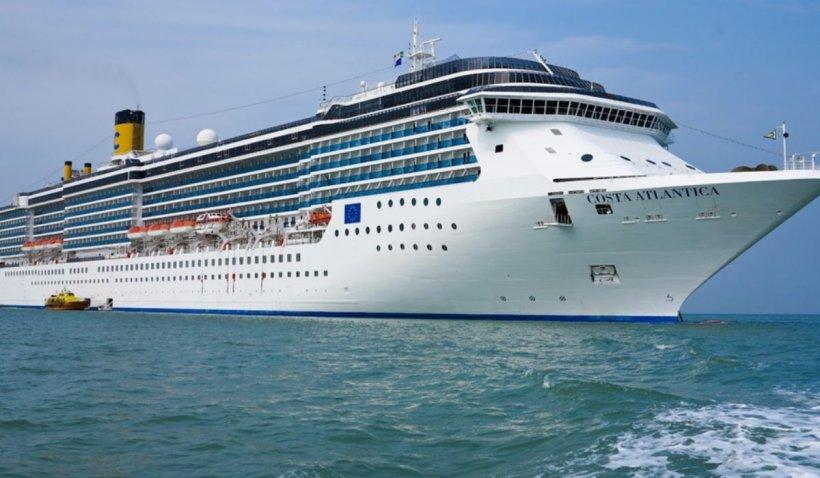 150 de oameni infectați cu coronavirus pe nava de croazieră Costa Atlantica