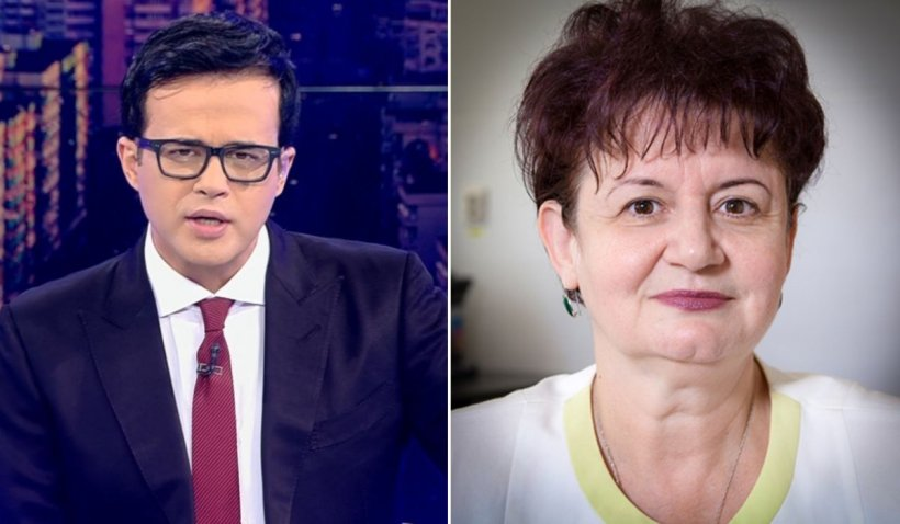 Prof. dr. Doina Azoicăi: După data de 23 aprilie s-a înregistrat o stabilizare a numărului de cazuri de COVID-19