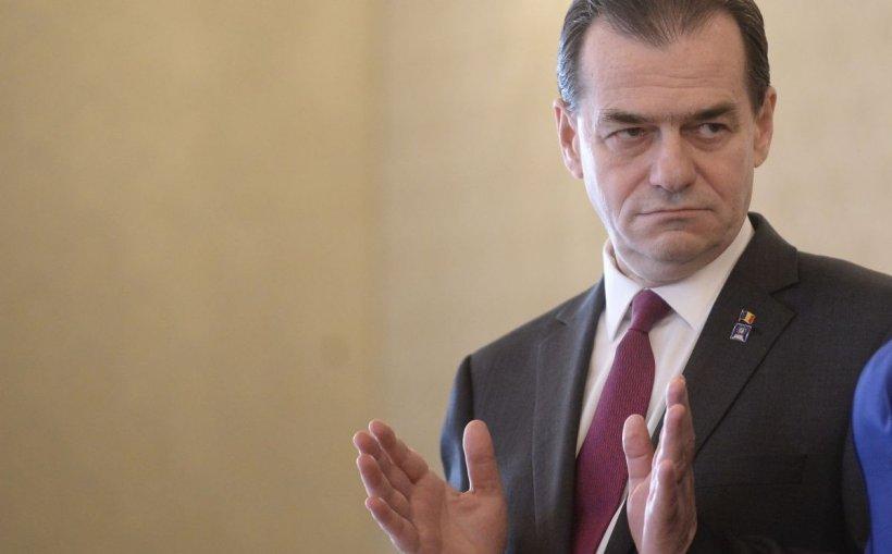 Ludovic Orban, contestat chiar de liberali. Crește numărul nemulțumiților față de premier