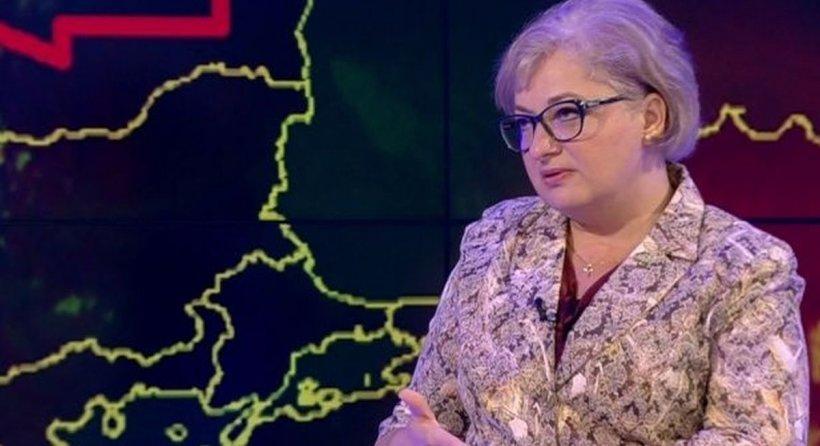 """Directoarea ANM infectată cu coronavirus. Florinela Georgescu a fost internată la """"Matei Balș"""""""