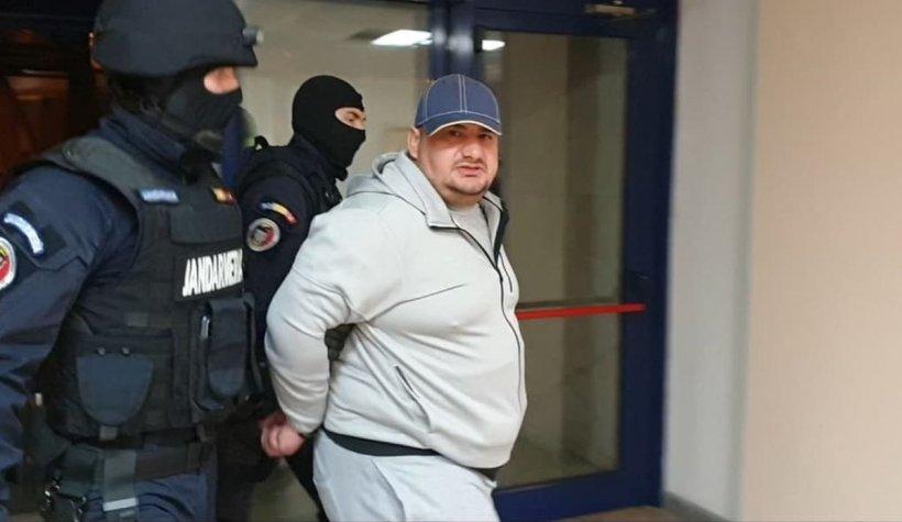 Liderul interlop Lucian Boncu, din nou după gratii, într-un dosar de trafic de cocaină