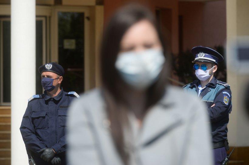 O tânără din Cugir, dosar penal după ce a organizat o petrecere acasă