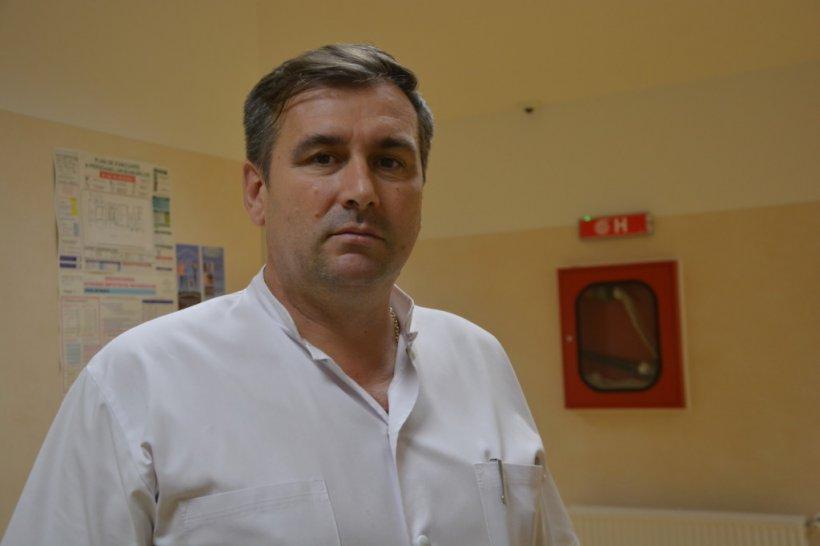 """Un nou scandal la Spitalul Suceava: """"Generalul Ionel Oprea a semănat teroare şi ne-a ameninţat că vom ajunge să fim anchetaţi"""""""