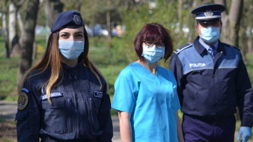 264 de angajaţi ai MAI, confirmaţi cu coronavirus. Ministerul a ţinut ascuns numărul, deşi majoritatea sunt poliţişti din linia întâi