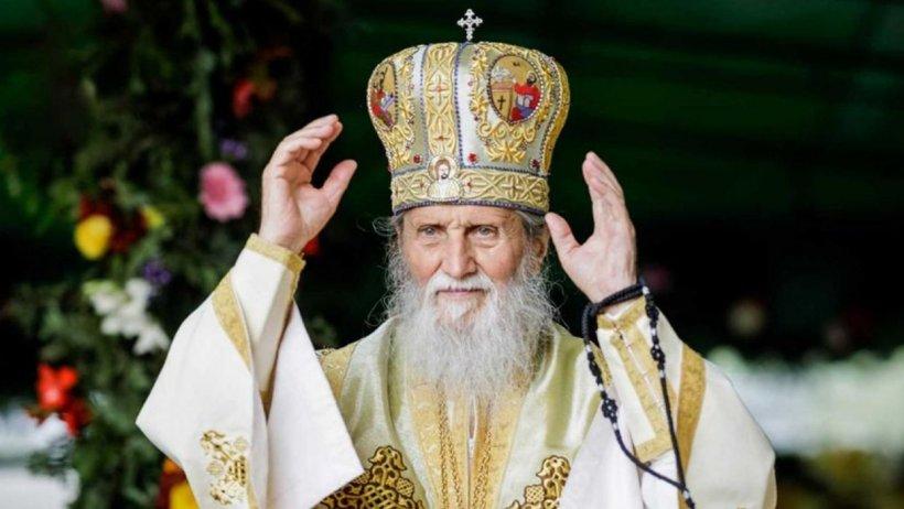 Patriarhia anunță cum se simte Arhiepiscopul Pimen, infectat la 90 de ani cu COVID-19