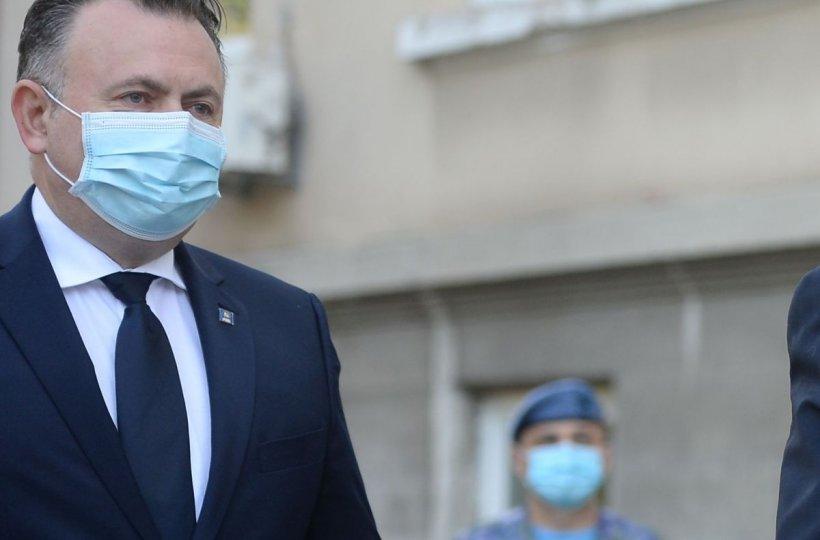 Ministrul Sănătății: La Suceava se va preda managemenul militar unei echipe civile