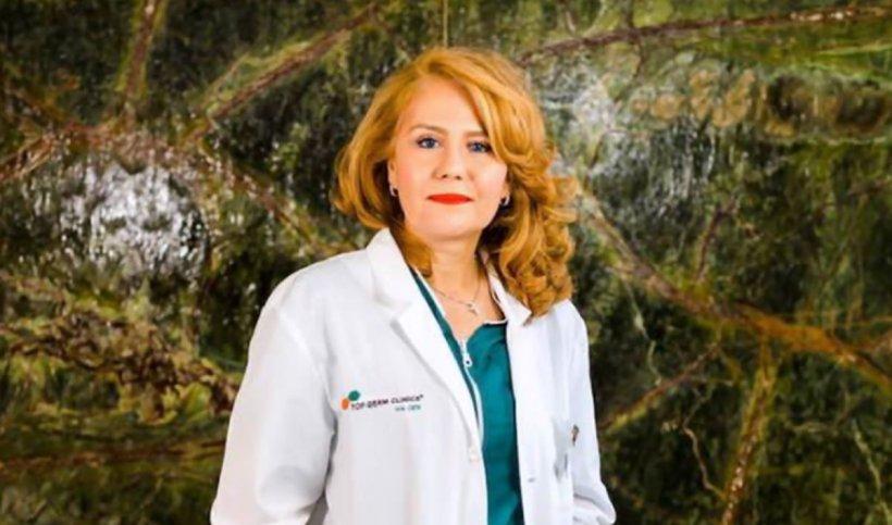 Dr. Olga Simionescu avertizează: Dacă cineva atinge o mască folosită se expune unui risc mare!