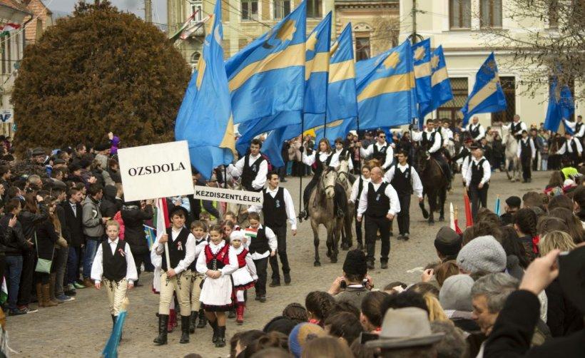 Un proiect de lege pentru autonomia Ținutului Secuiesc, aprobat tacit de deputați. Va avea preşedinte şi limba oficială, maghiara