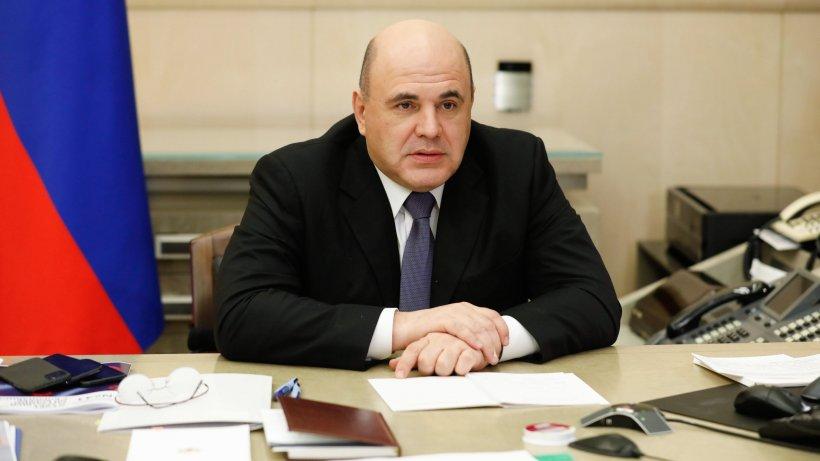 Premierul Rusiei a fost confirmat pozitiv cu coronavirus