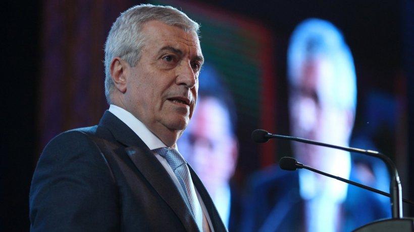 Tăriceanu: Klaus Iohannis ne duce înapoi pe vremea lui Ceauşescu