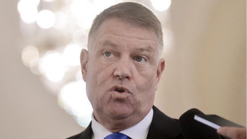 PSD a depus plângere la CNCD pe numele lui Klaus Iohannis