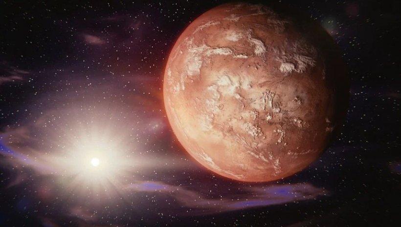 Oamenii de știință au descoperit primele dovezi ale unui râu pe Marte
