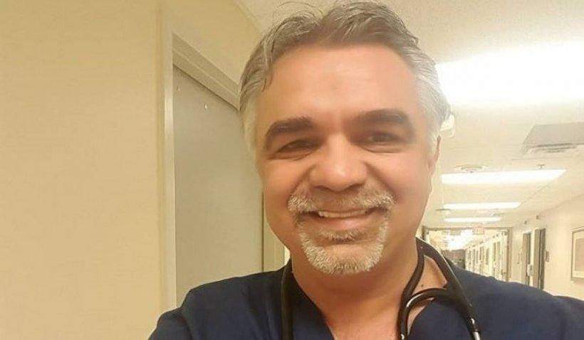Ion Alexie, reputat medic infecționist din SUA: 'Dacă pe o mască artizanală puneți un ciorap de damă, vă protejează ca o mască chirurgicală'