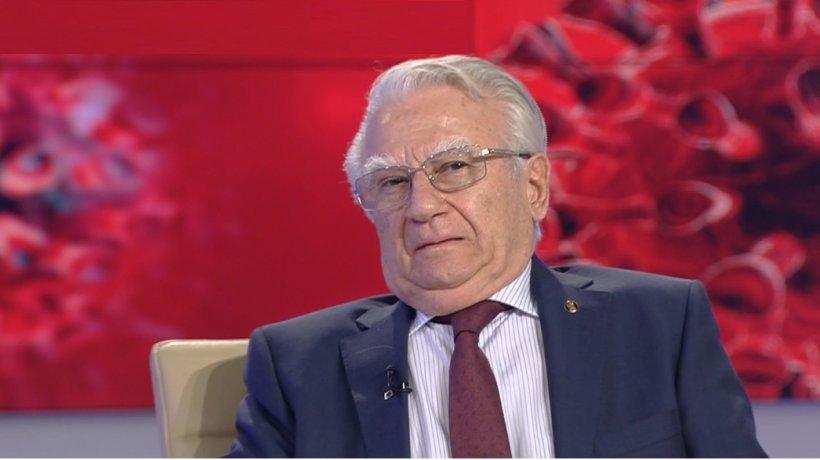 Academicianul Victor Voicu: Felul în care s-a adaptat COVID-19 pare un mecanism de inginerie genetică
