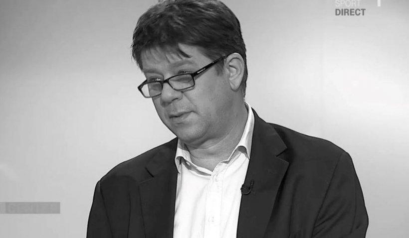 Fostul arbitru Dan Lăzărescu a murit la 49 de ani