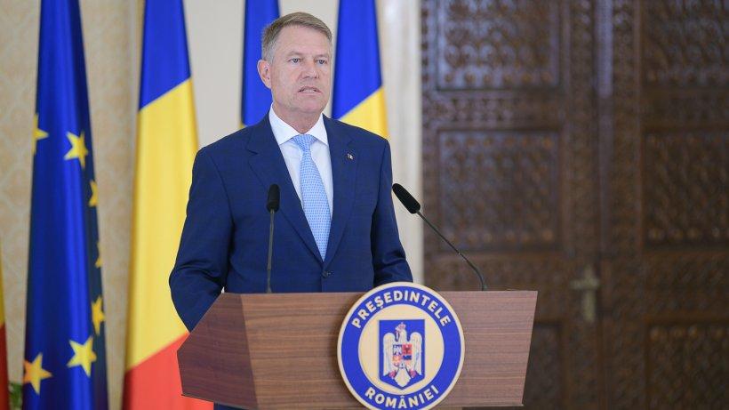 Klaus Iohannis: Rămâne interzisă deplasarea în afara localității. Există și excepții și va fi nevoie de declarație