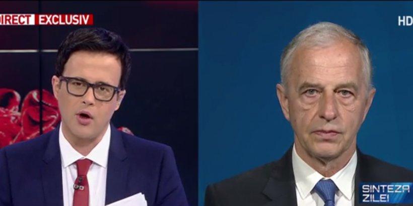 """Mircea Geoană, Secretarul General Adjunct al NATO: """"Această criză poate fi o oportunitate pentru România"""""""