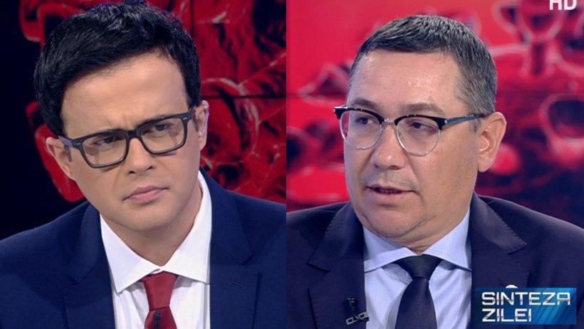 Victor Ponta: Îi dau nota 4 Guvernului Orban pentru felul în care a gestionat situația în criza COVID-19