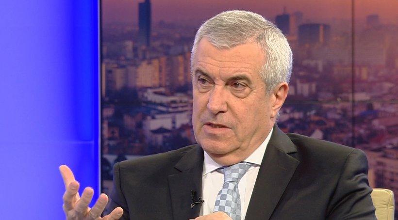 Călin Popescu Tăriceanu: E nevoie de circa 10 milioane de măști în România. Guvernul are alte preocupări