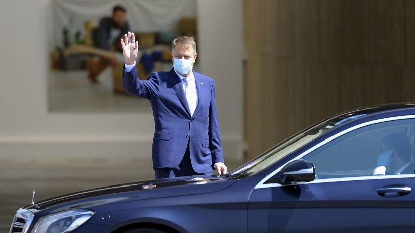 Klaus Iohannis a promulgat legea stării de alertă