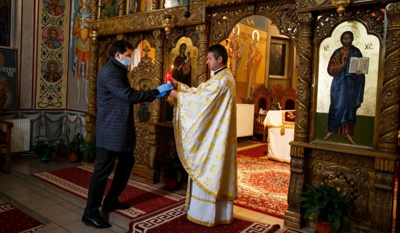 Patriarhia Română, îndrumări bisericești pentru starea de alertă