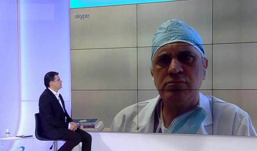 Theo Trandafirescu, medic român din SUA, mesaj clar în cazul controverselor legate de ventilatoarele folosite pentru pacienții COVID-19