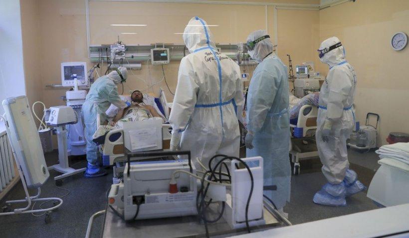 1.074 de români au murit infectați cu coronavirus, ultimul bilanț oficial în România