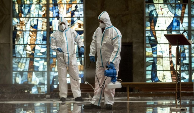 31.763 de morți și aproape 225.000 de cazuri de coronavirus, bilanț oficial în Italia